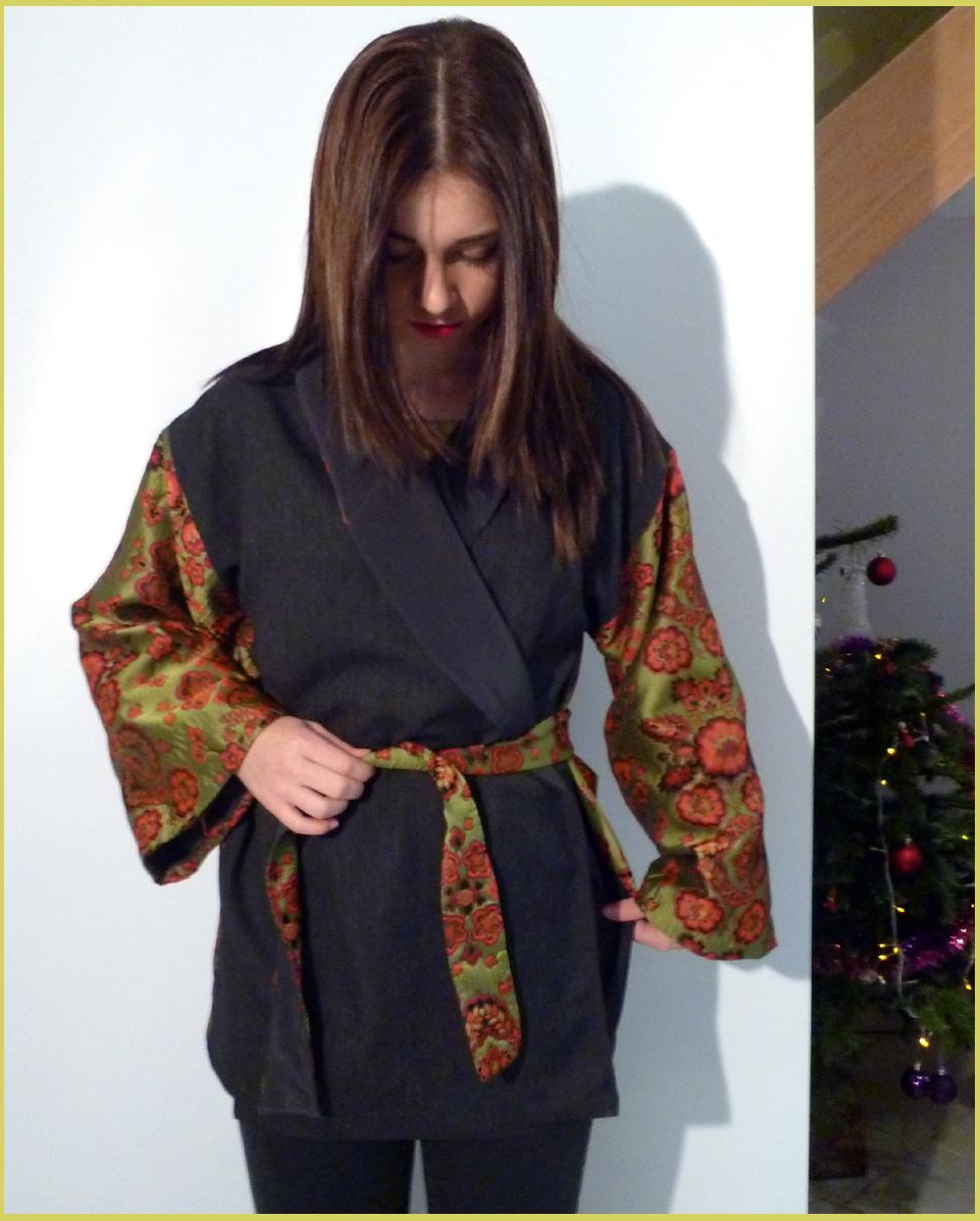 À Kit Réf Prêt 22044a Veste 22044a220215 Fées Kimono Les Coudre ZqTwdT16