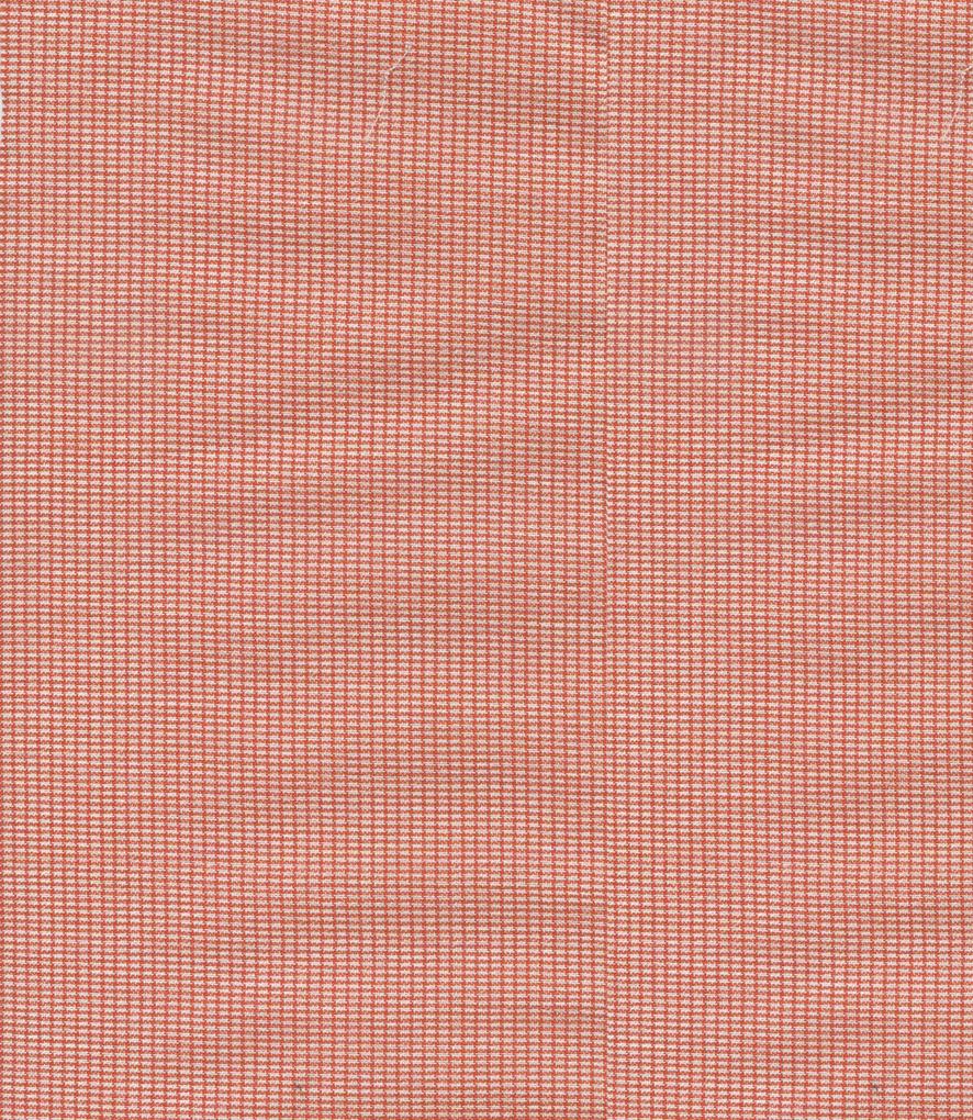 tissu vendu au m tre en polyester et viscose coloris orange avec petits carreaux. Black Bedroom Furniture Sets. Home Design Ideas